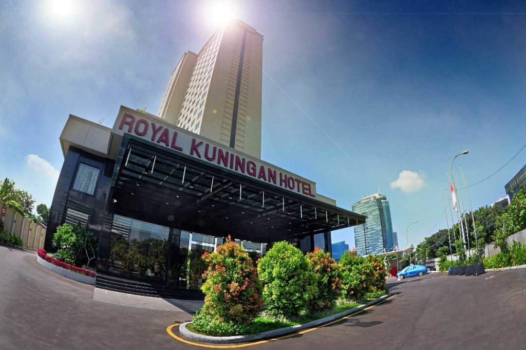 Royal Kuningan Hotel in the Center Business Area Jakarta
