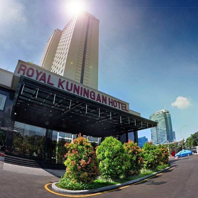 Royal Kuningan Hotel In The Center Business Area Jakarta Indonesia